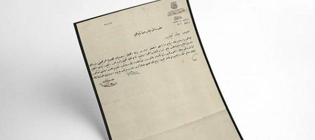 Erdoğan açıklamıştı, tarihi belgeye ulaşıldı