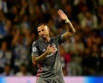 Porto ve Beşiktaş benim için özel