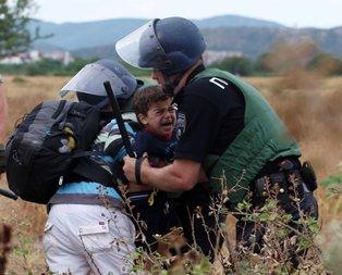 Avrupada mültecilere ırkçı saldırılar