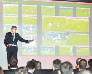 Video hakem uygulaması Türkiye'ye geliyor