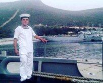 Askeri gemide yangın: 1 asker şehit