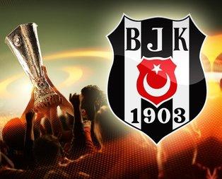 Kuralar çekildi! İşte Beşiktaşın rakibi
