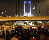 15 Temmuzda köprüdeki olaylar 8 saat 23 dakika sürdü