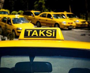 Taksi terörü!