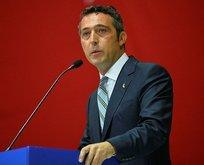 Ali Koç'un dev Fenerbahçe planı