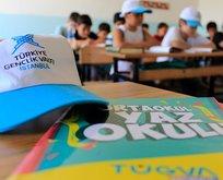 TÜGVAnın programlarıyla öğrenciler yazı dolu dolu geçiriyor!