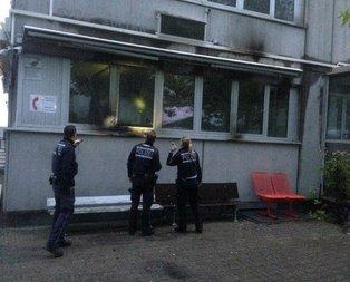 Almanyada camiye saldıran 2 PKKlı kalleş tutuklandı