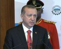 Erdoğan: Yıllarca bu Afrika sömürülmedi mi?