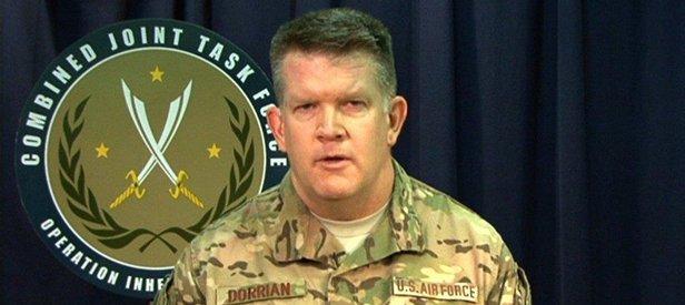 Skandal PKK açıklaması! ABDli komutan yanlışlıkla ağzından kaçırdı!