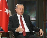 Cumhurbaşkanı Erdoğan: 16 Nisandan sonra...