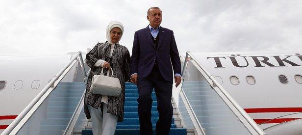 Cumhurbaşkanı Erdoğandan Brükselde iki kritik zirve