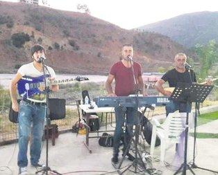 PKK orkestrası