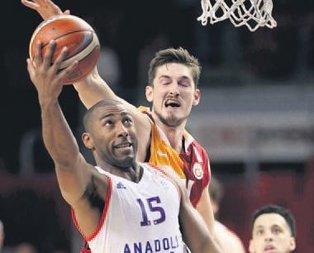 Galatasaray'ı eleyen Efes yarı Finalde
