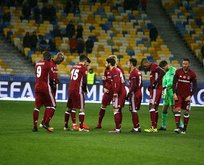 Kartal Şampiyonlar Ligi defterini kapattı
