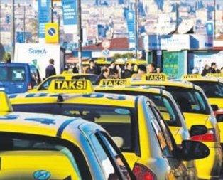 Taksimetreler zamlandı