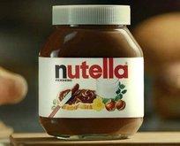 Nutella'yı üzdü