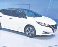 Yeni Nissan Leaf tanıtıldı