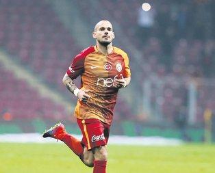 Cimbom'a Sneijder teklifi!
