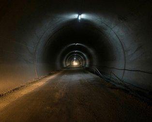 Ovit Tünelinde sona yaklaşıldı