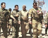 ABD, tarumar olan PKKnın yardımına koştu