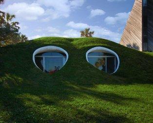 Dünyanın en ilginç yer altı evleri
