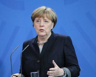 Merkel Türkiyeye geliyor