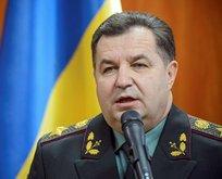 Poltorak: Rus istilasına cevap vermeye hazırız