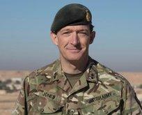 İngiliz komutan YPG ziyaretinde