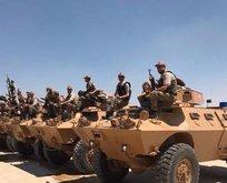 Türkiye'den Özgür Suriye Polisi'ne zırhlı araç