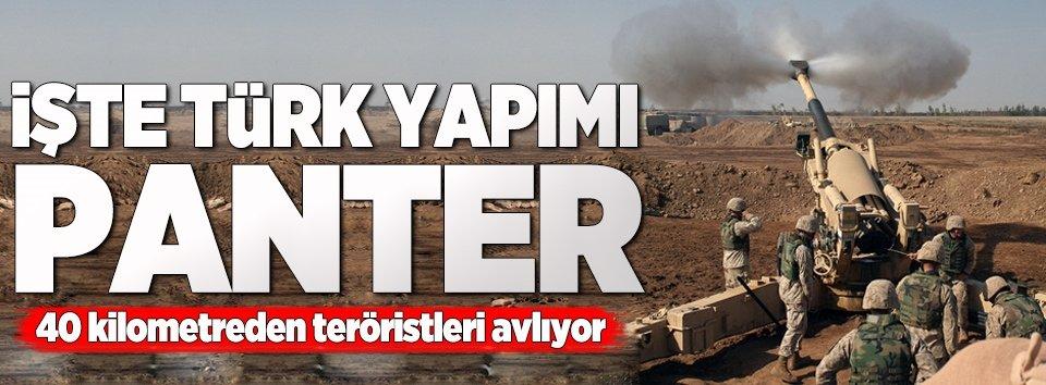 Türk yapımı Panter