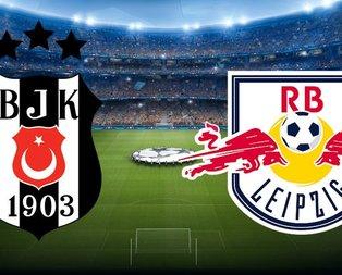 Beşiktaş-Leipzig maçı ne zaman? Hangi kanalda?