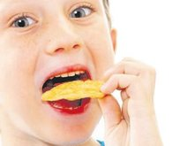 Cips-tuzlu kraker kanseri sever!