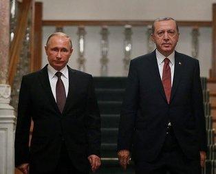 Rusyadan Türkiyeye sürpriz ziyaret