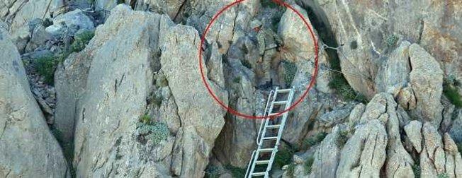Mehmetçik 2522 rakımlı Oramar Üs Bölgesi'ndeki zorlu nöbeti
