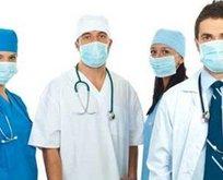 3 bin 890 sağlık personeli alınacak