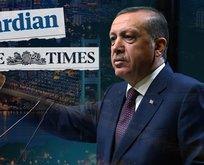 İngiliz medyasından Türkiyeye karalama kampanyası