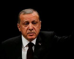 Erdoğan pazardaki artışa dur dedi