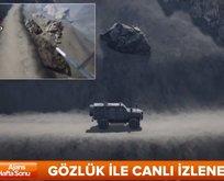 Zırhlı araçlara kartal gözü