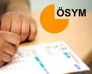 YGS'ye 'geçici kimlik kartı' ile girilebilecek