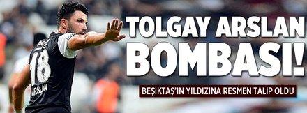 Son bomba Tolgay Arslan