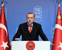 Erdoğan'dan Cevdet Sunay mesajı