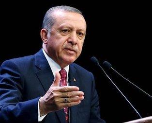 Erdoğan sinagog önlerindeki protestolara tepki gösterdi