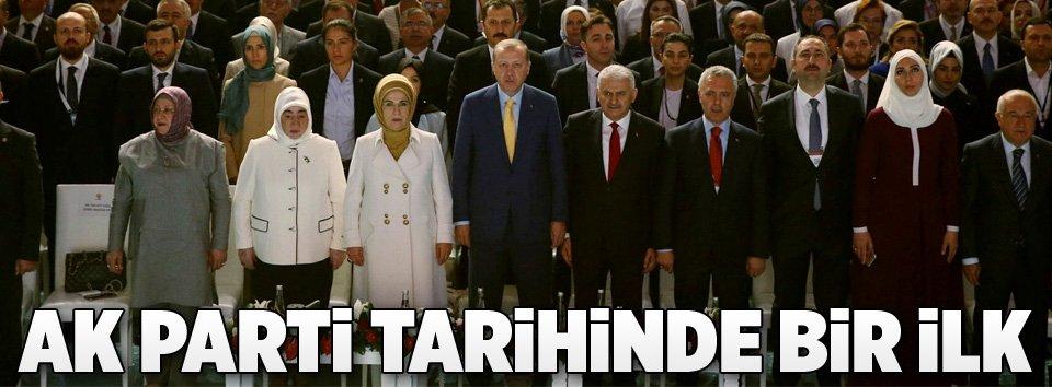 AK Parti tüzüğünde 11 madde değişti