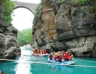 Türkiyede görülmesi gereken 10 kanyon