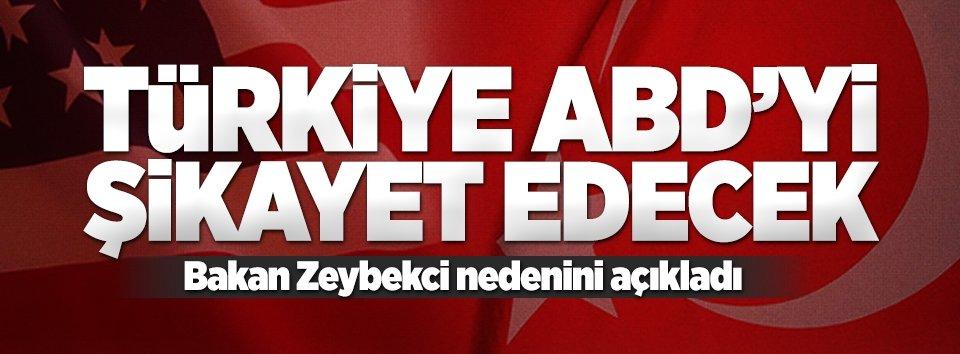 Türkiye ABDyi DTÖye şikayet edecek