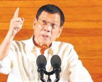 Duterte'nin kararı