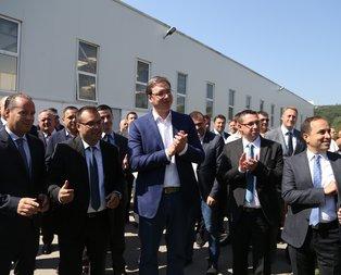 Sırbistandan Türk yatırımcılara büyük davet