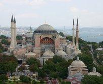 Türkiyeden Yunanistana Ayasofya kınaması