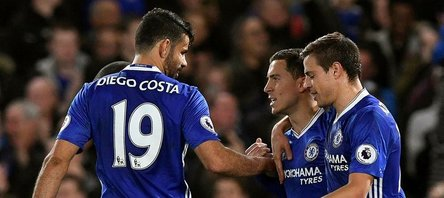 Chelsea, Manchester Cityi Hazardla devirdi!