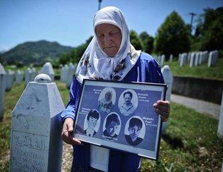 22 yıldır yüreklerde: Srebrenitsa